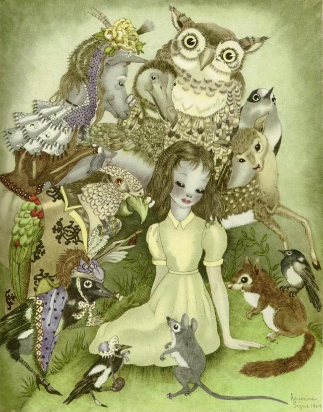 The Creatures of Wonderland