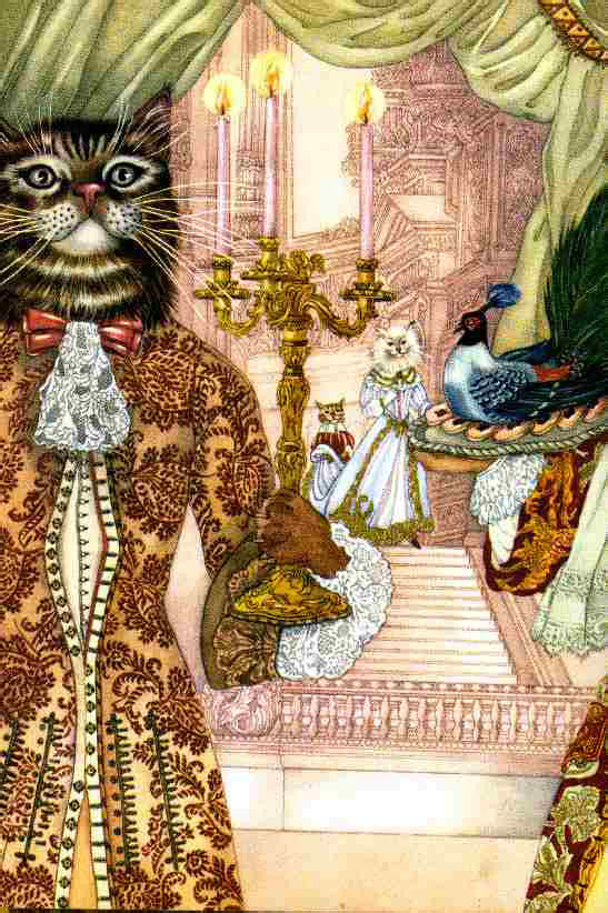 Queen Cat's Court