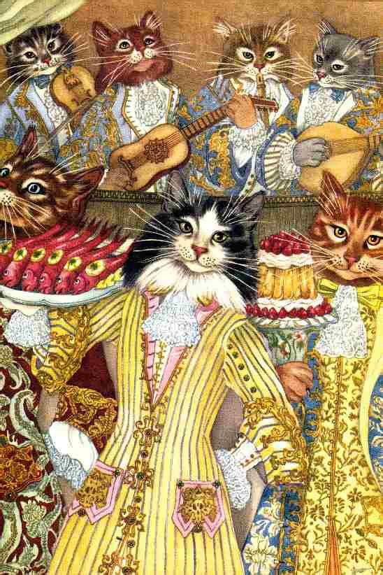 Cat Musicians