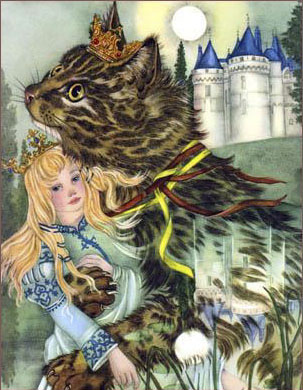 Adrienne Segur, Kip the Enchanted Cat