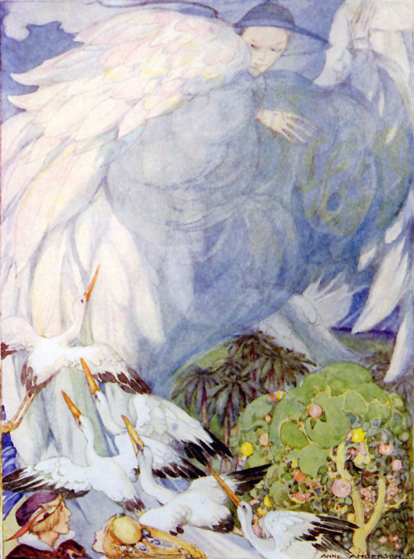 Garden of Paradise, Anne Anderson