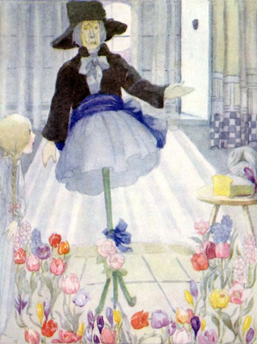 Little Ida's Flowers, Anne Anderson