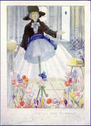 Little Ida's Flowers by Anne Anderson