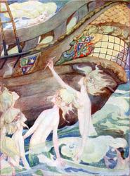 Little Mermaid Sisters by Anne Andersen