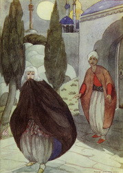 Sidi Nouman by Anne Anderson