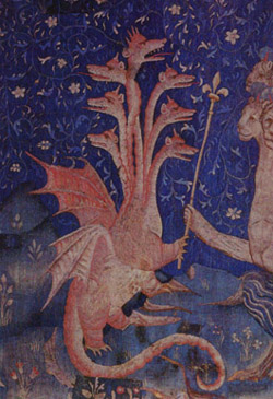 Medieval Apocalypse Dragon