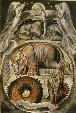 William Blake, Behemoth