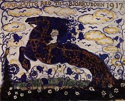 Putte Rode to Bjorkudden