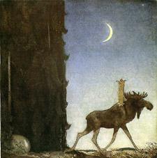 Leap the Elk