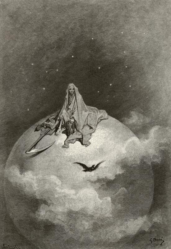 Dreams No Mortal Ever Dared to Dream Before, Gustave Dore