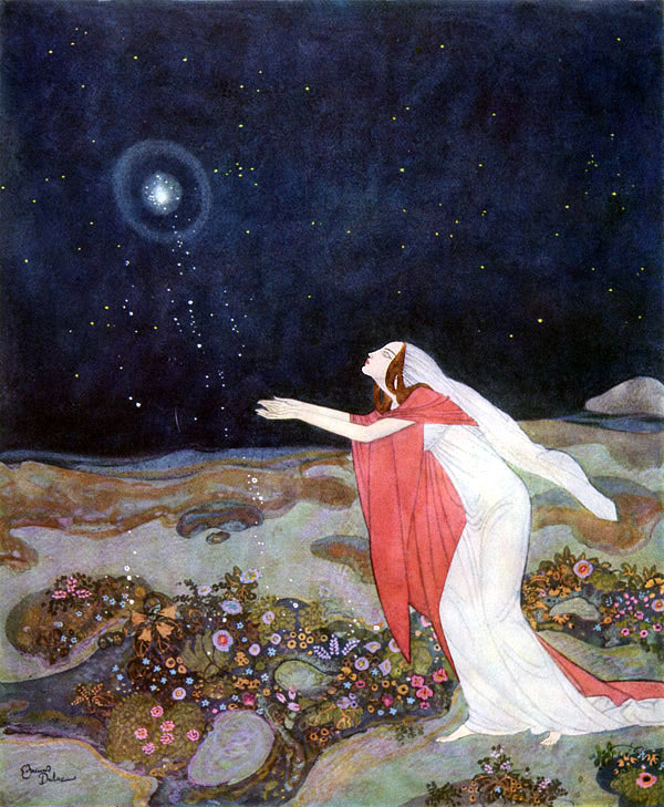 Edmund Dulac Stealers of Light