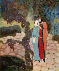 Edmund Dulac, Stealers of Light