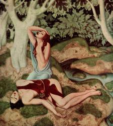 Aphrodite and Adonis