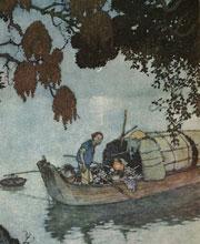 Hans Christian Andersen, The Nightingale, The Poor Fisherman