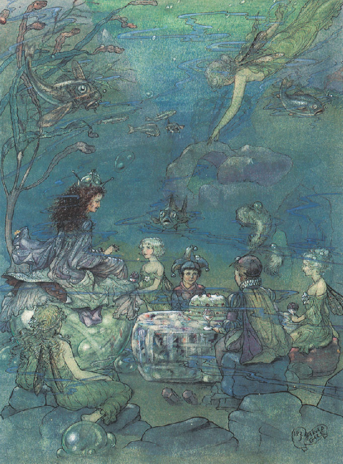Undersea Tea Party