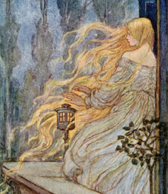 Florence Harrison, Rapunzel