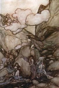 Rip Van Winkle Fairies