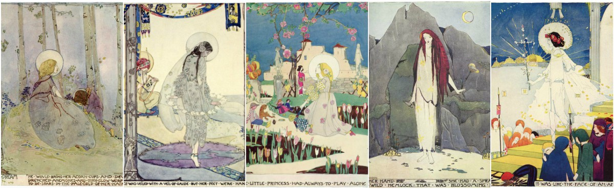 Jessie M. King Art Prints at Artsy Craftsy