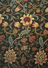 William Morris, Evenlode fabric