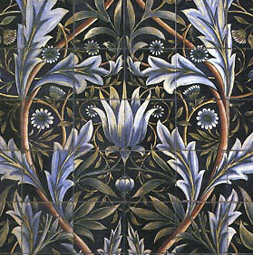 William Morris, Membland art print