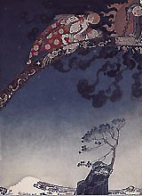 Kay Nielsen, Castle East of the Sun and East of the Moon