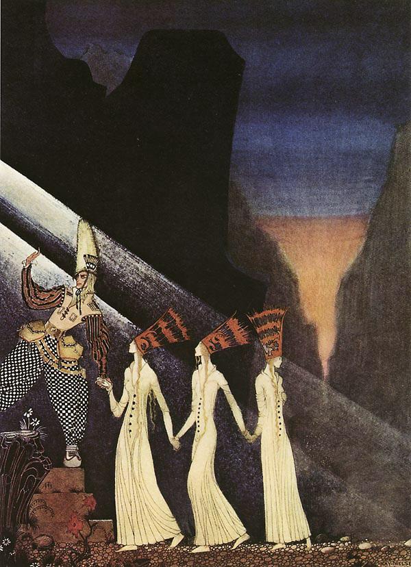 Deliverance of the Three Princesses
