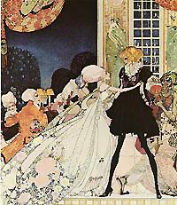 Kay Nielsen, Don't drink! I would rather marry a gardener!