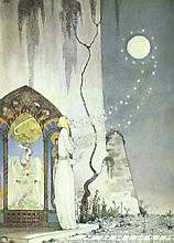 Kay Nielsen, Pop! Out Flew the Moon