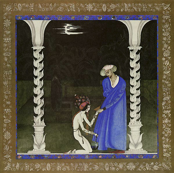 Tale of the Young Thief, Kay Nielsen