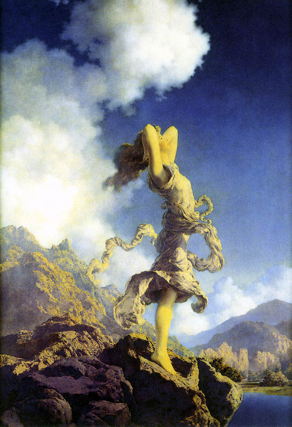 Ecstasy, Maxfield Parrish