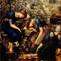 Briar Rose: The Garden Court