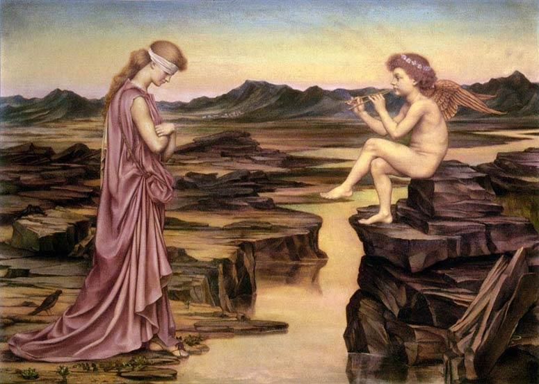 Love the Misleader by Evelyn De Morgan