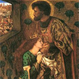 St. George and Princess Sabra