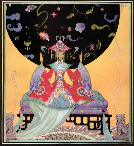 The Thousand and One Nights , Virginia Frances Sterrett