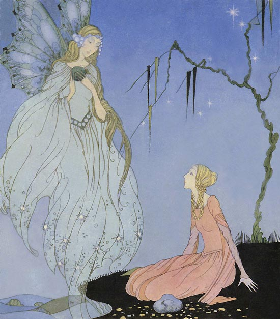 A Beautiful Fairy, Virginia Frances Sterrett, Old French Fairy Tales