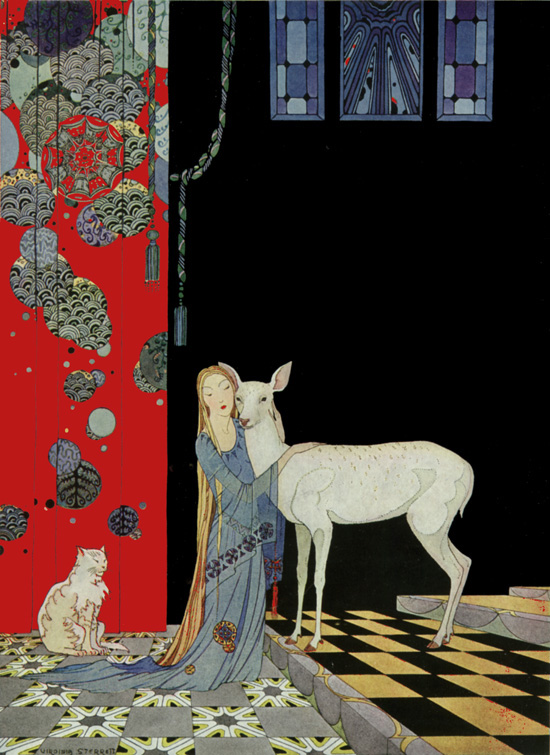 Blondine and Bonne-Biche, Virginia Frances Sterrett: Old French Fairy Tales