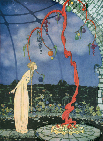 Princess Rosalie, Virginia Frances Sterrett: Old French Fairy Tales