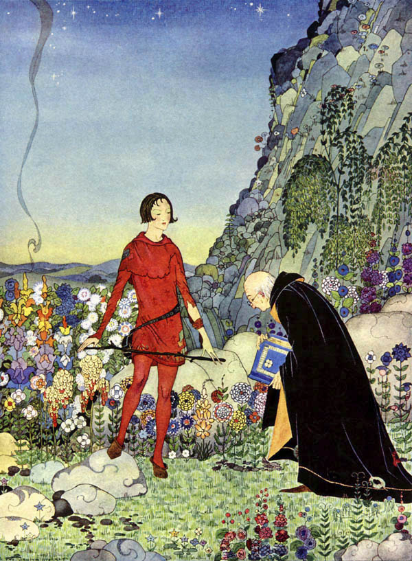 Good Little Henry, Virginia Frances Sterrett: Old French Fairy Tales