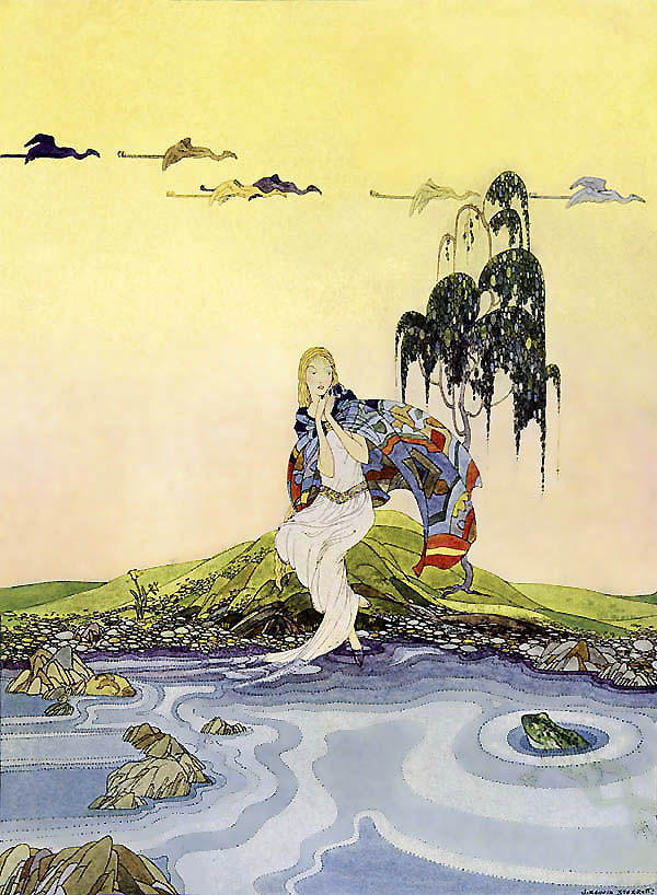 The Dream, Virginia Frances Sterrett: from Old French Fairy Tales