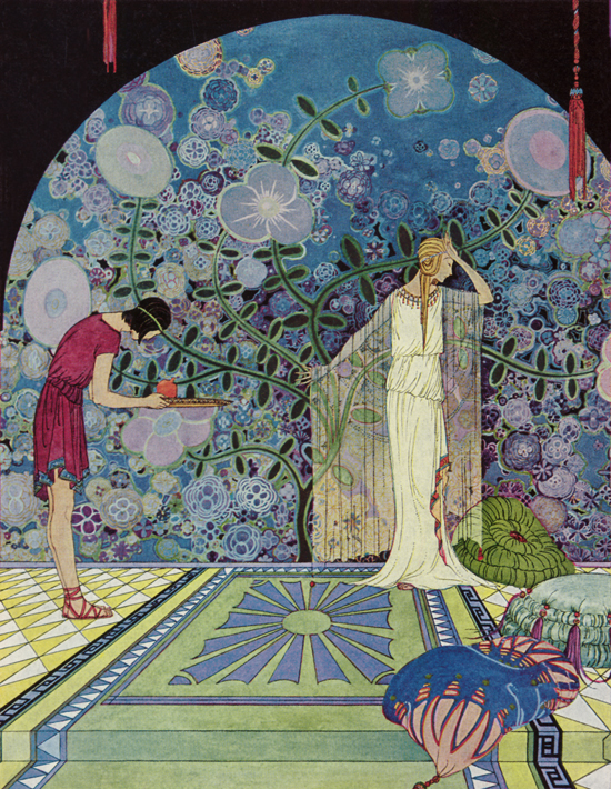 Virginia Frances Sterrett Tanglewood Tales. Artsy Craftsy: The Art of Myth and Fairy Tale